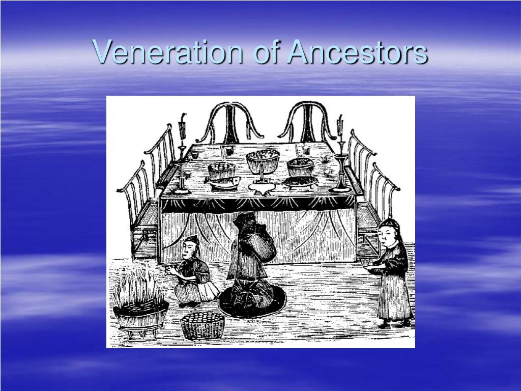 Veneration of Ancestors