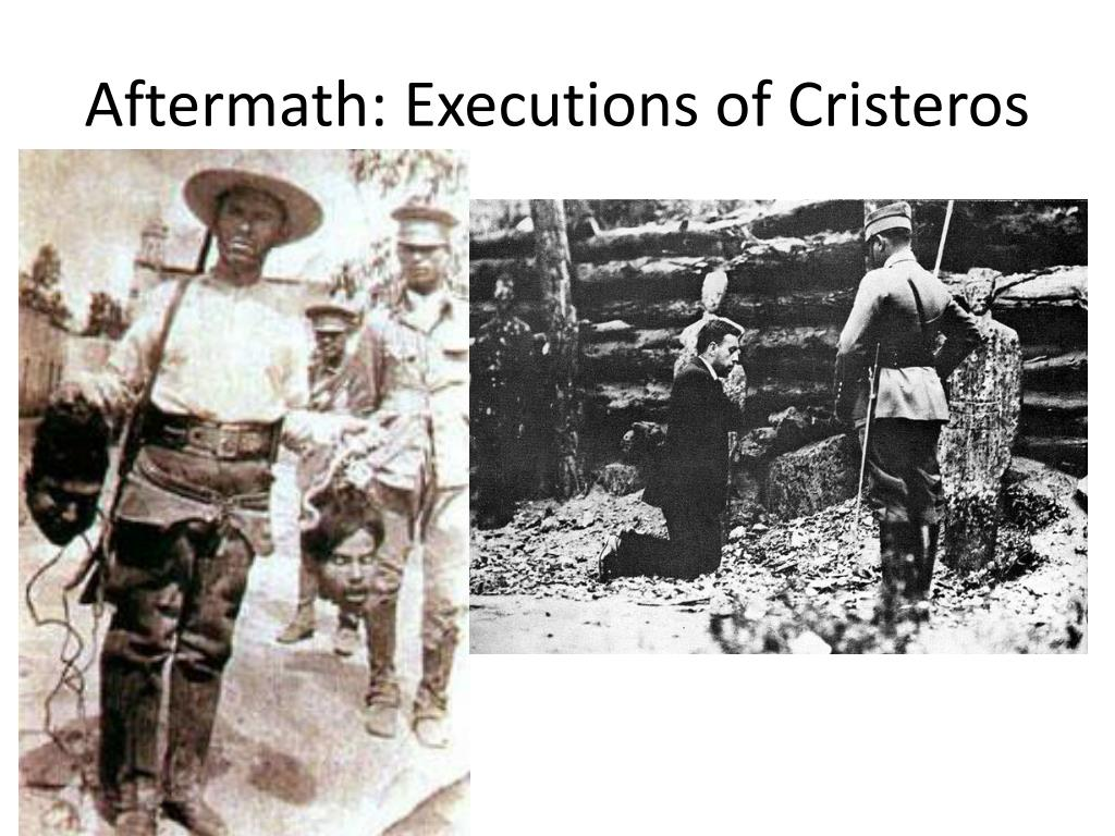 Aftermath: Executions of Cristeros