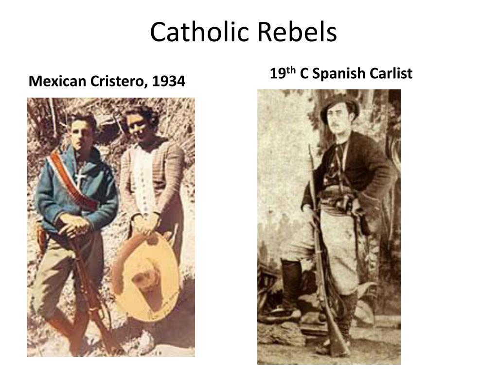 Catholic Rebels