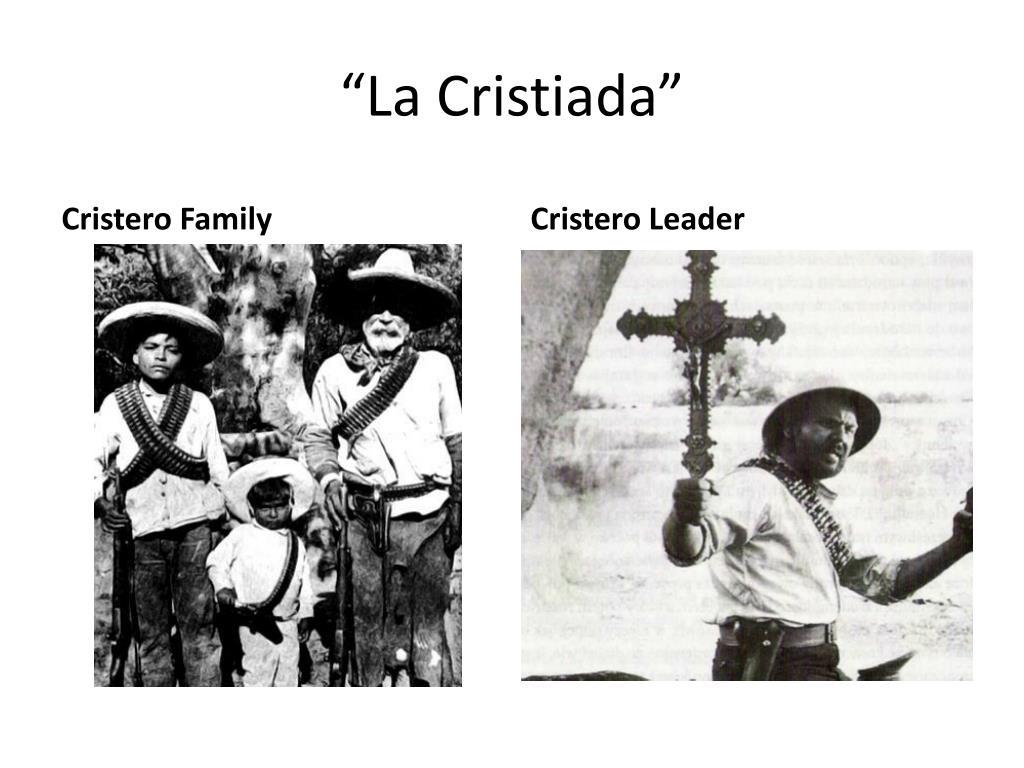"""""""La Cristiada"""""""