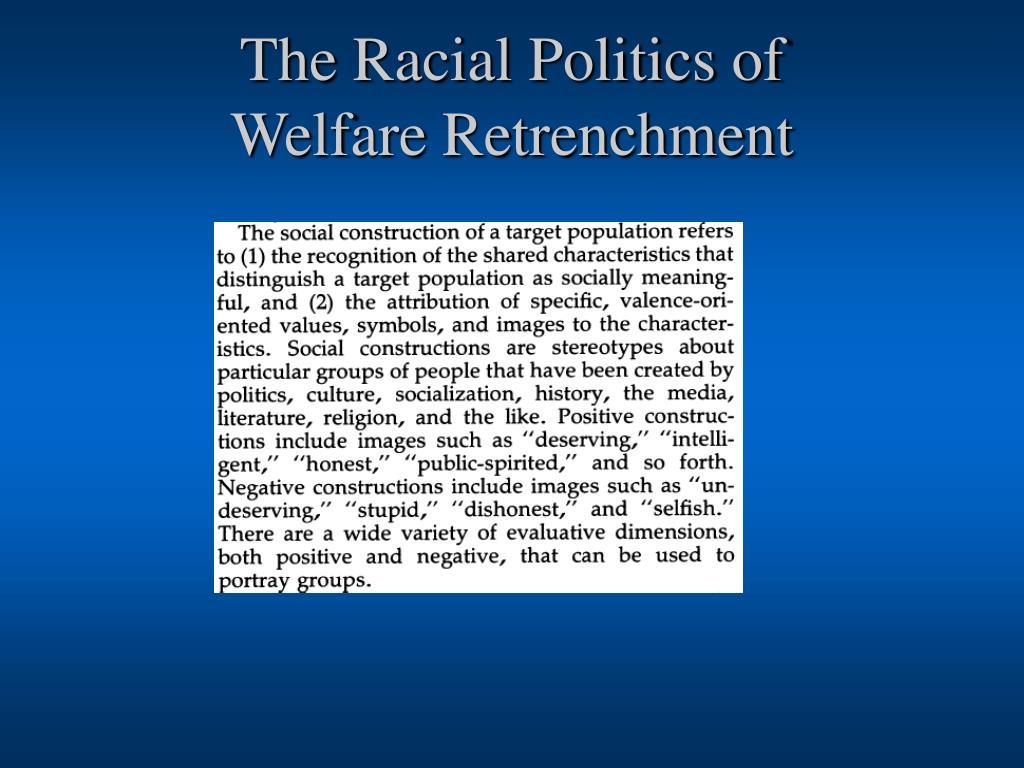 The Racial Politics of