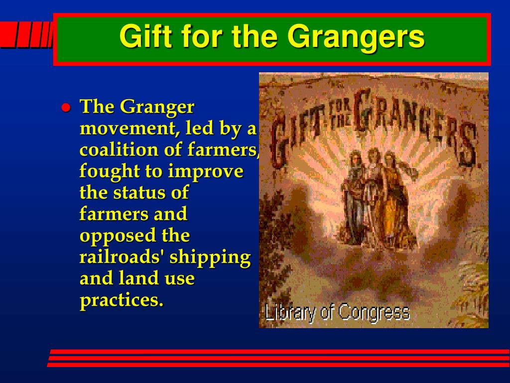 Gift for the Grangers