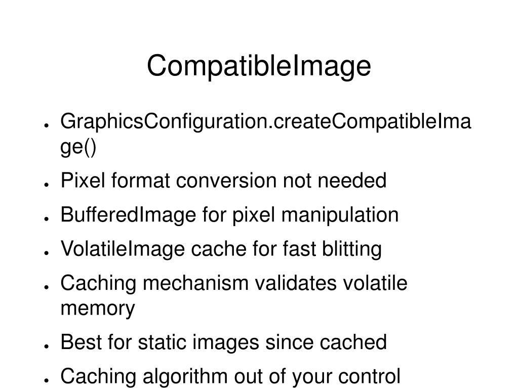 CompatibleImage