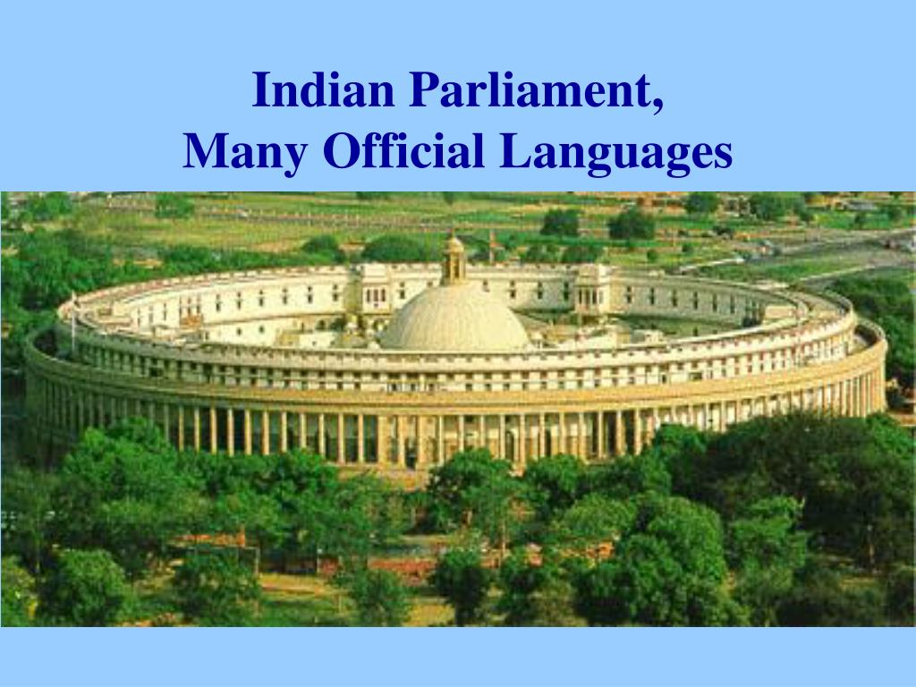 Indian Parliament,