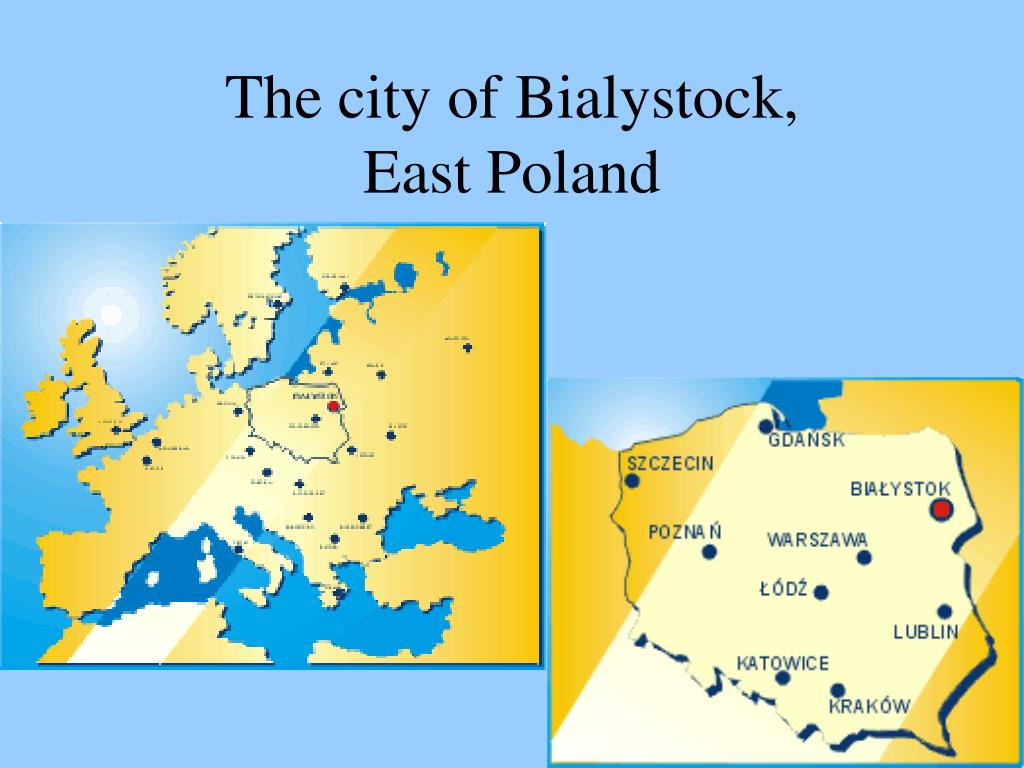 The city of Bialystock,