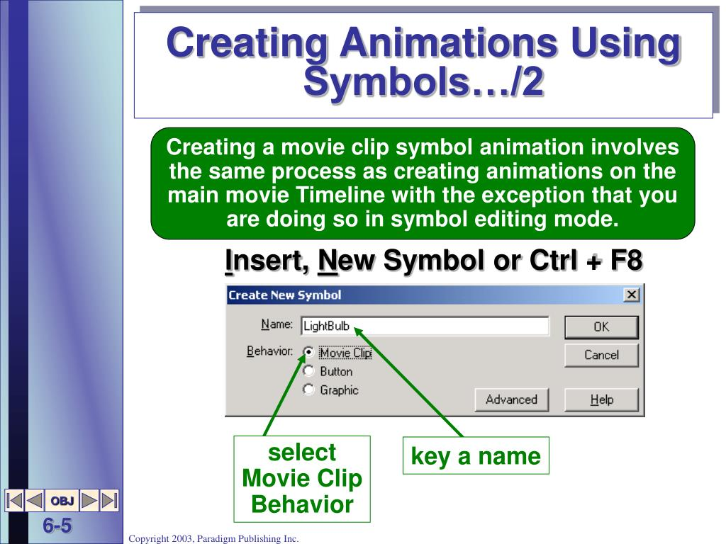 Creating Animations Using Symbols…/2