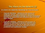 the vision for the network 3