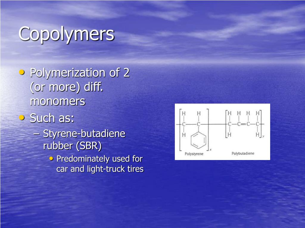 Copolymers