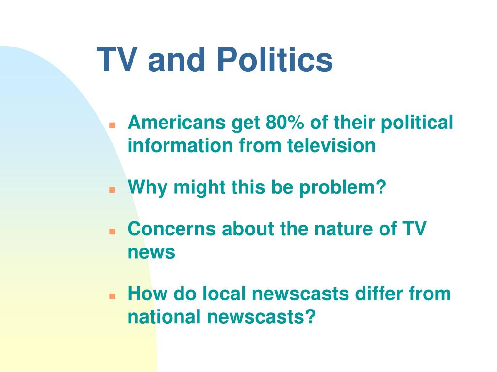 TV and Politics