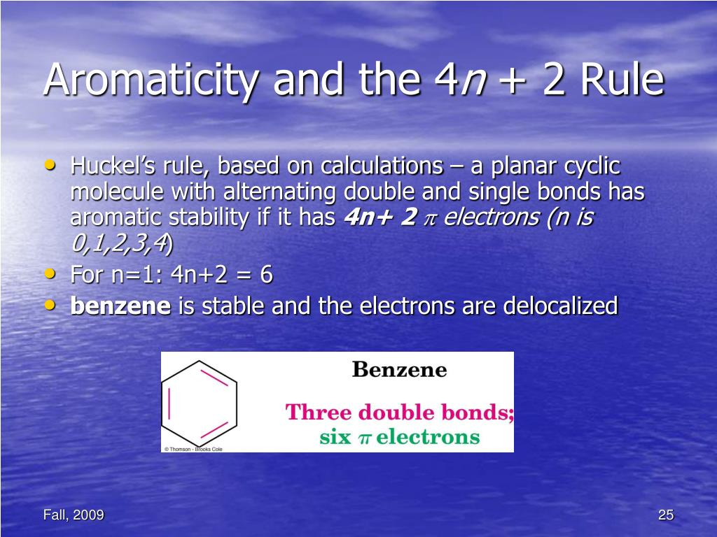 Aromaticity and the 4