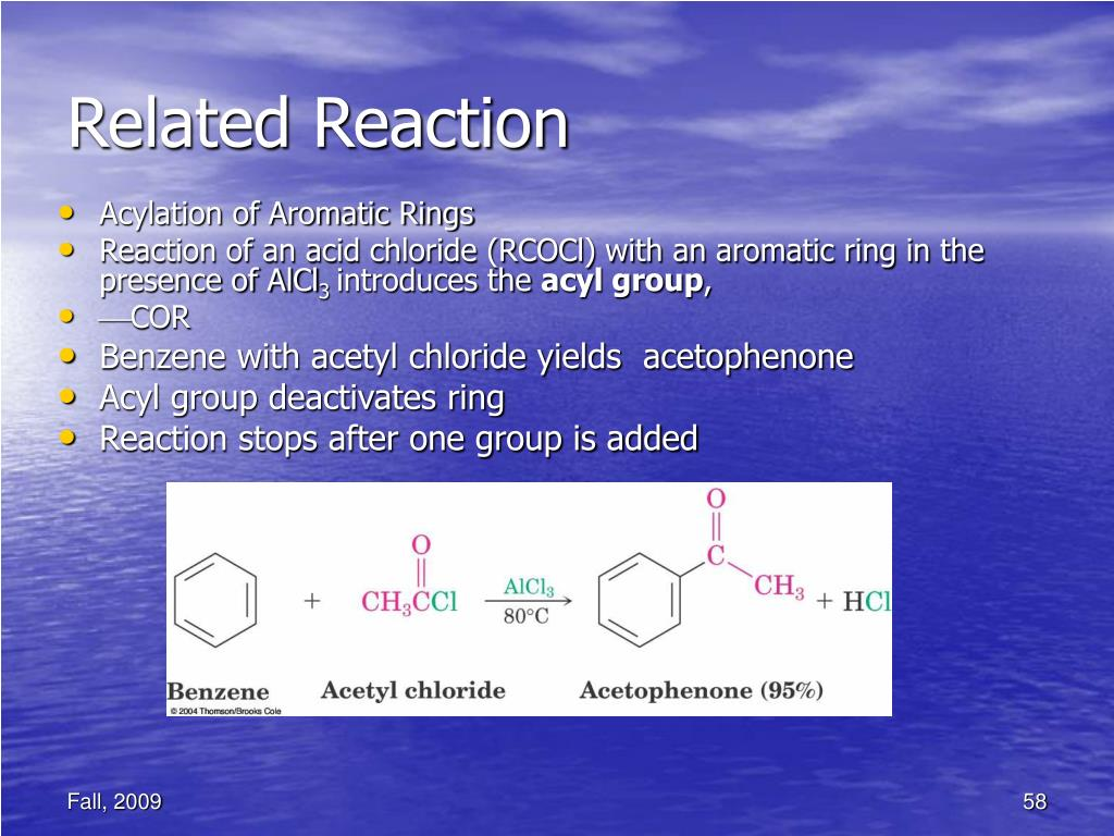 Related Reaction