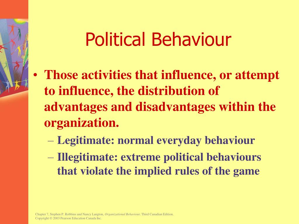 Political Behaviour