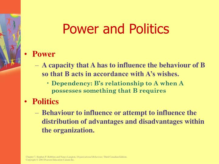 Power and politics3