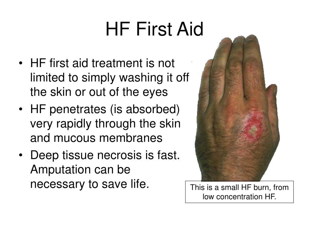 HF First Aid