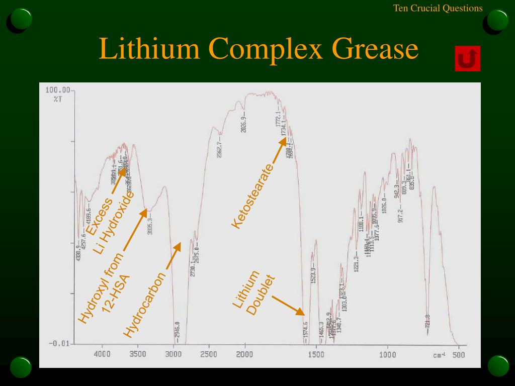 Lithium Complex Grease