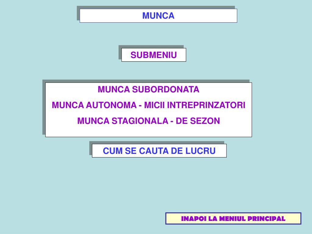 MUNCA