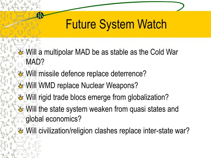 Future System Watch