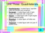 unit three quadrilaterals25
