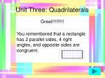 unit three quadrilaterals29