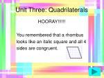 unit three quadrilaterals32