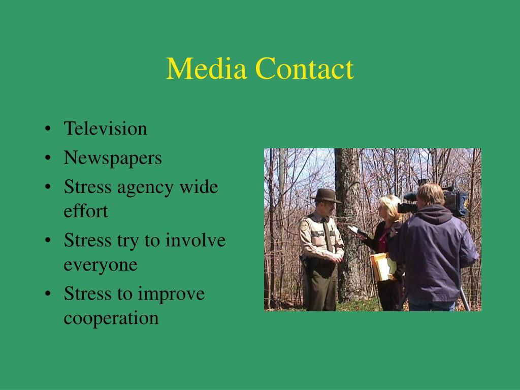 Media Contact