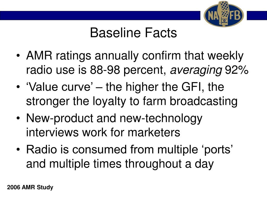 Baseline Facts