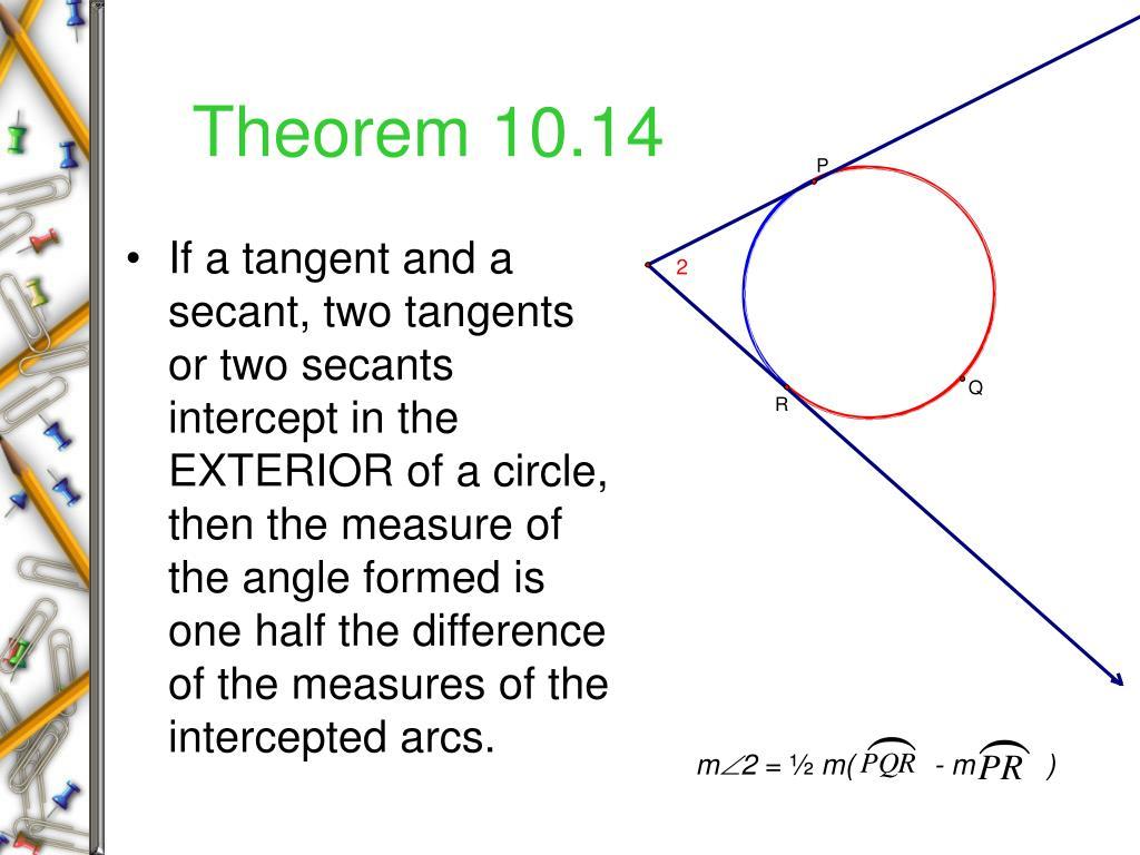 Theorem 10.14