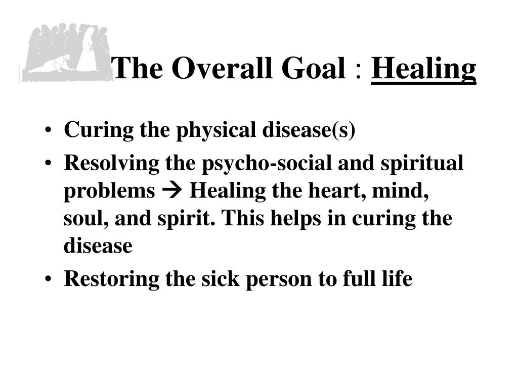 The Overall Goal