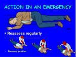 action in an emergency28