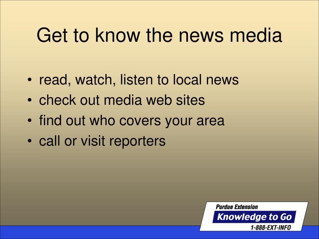 read, watch, listen to local news