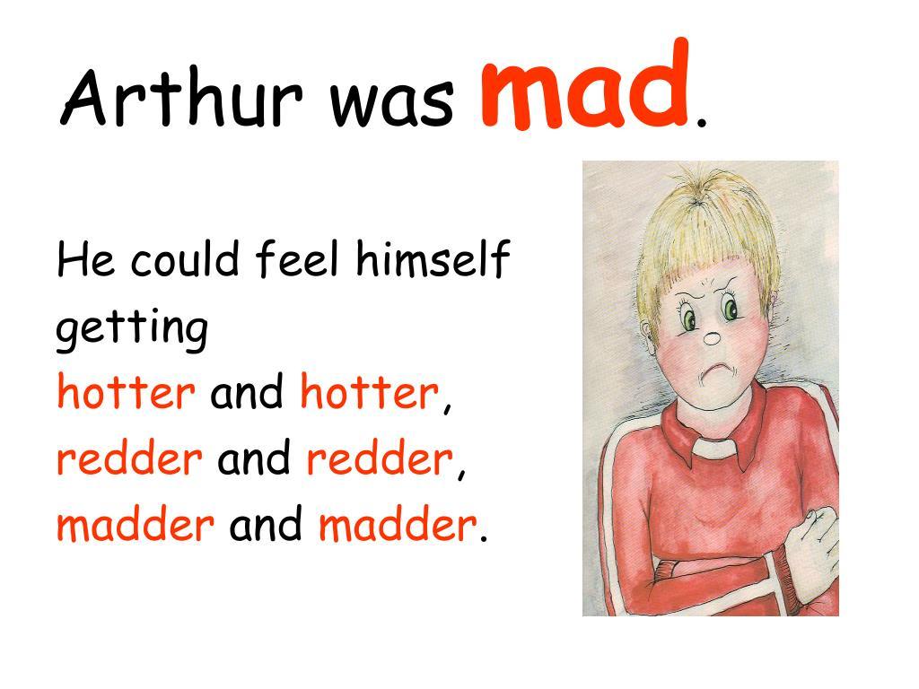 Arthur was