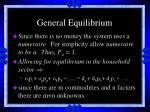 general equilibrium22