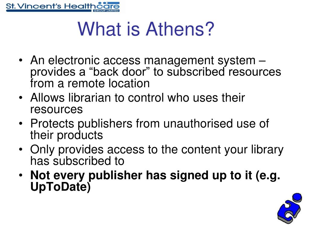 What is Athens?