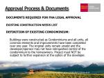 approval process documents