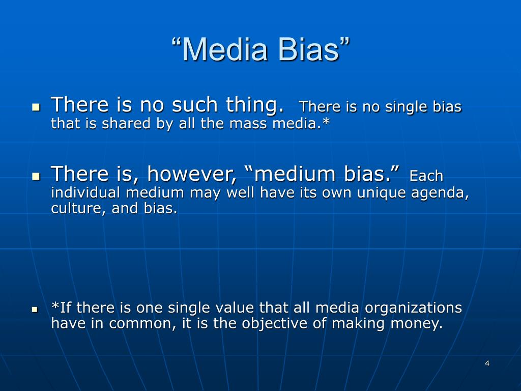 """Media Bias"""