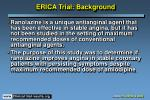 erica trial background