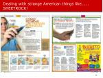 dealing with strange american things like sheetrock