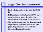 anger disorders assessment1