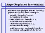 anger regulation interventions1