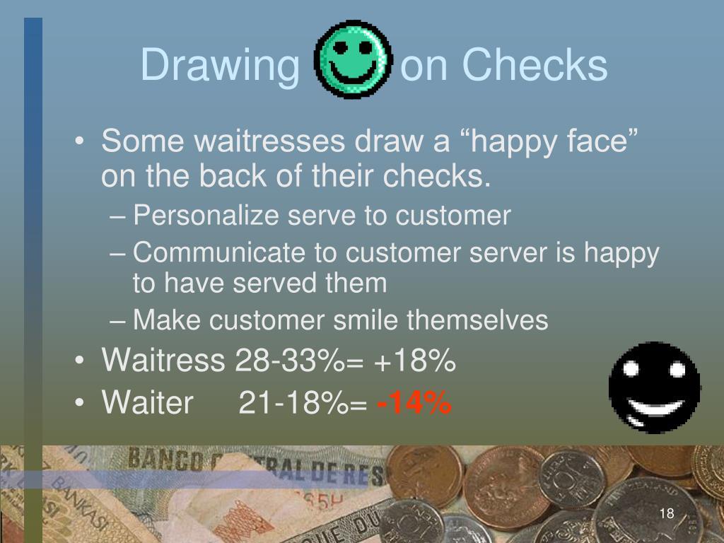 Drawing        on Checks