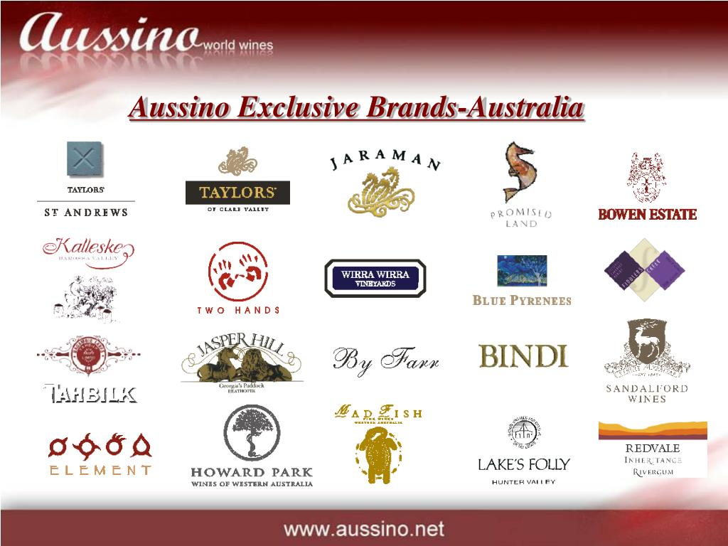 Aussino Exclusive Brands-Australia