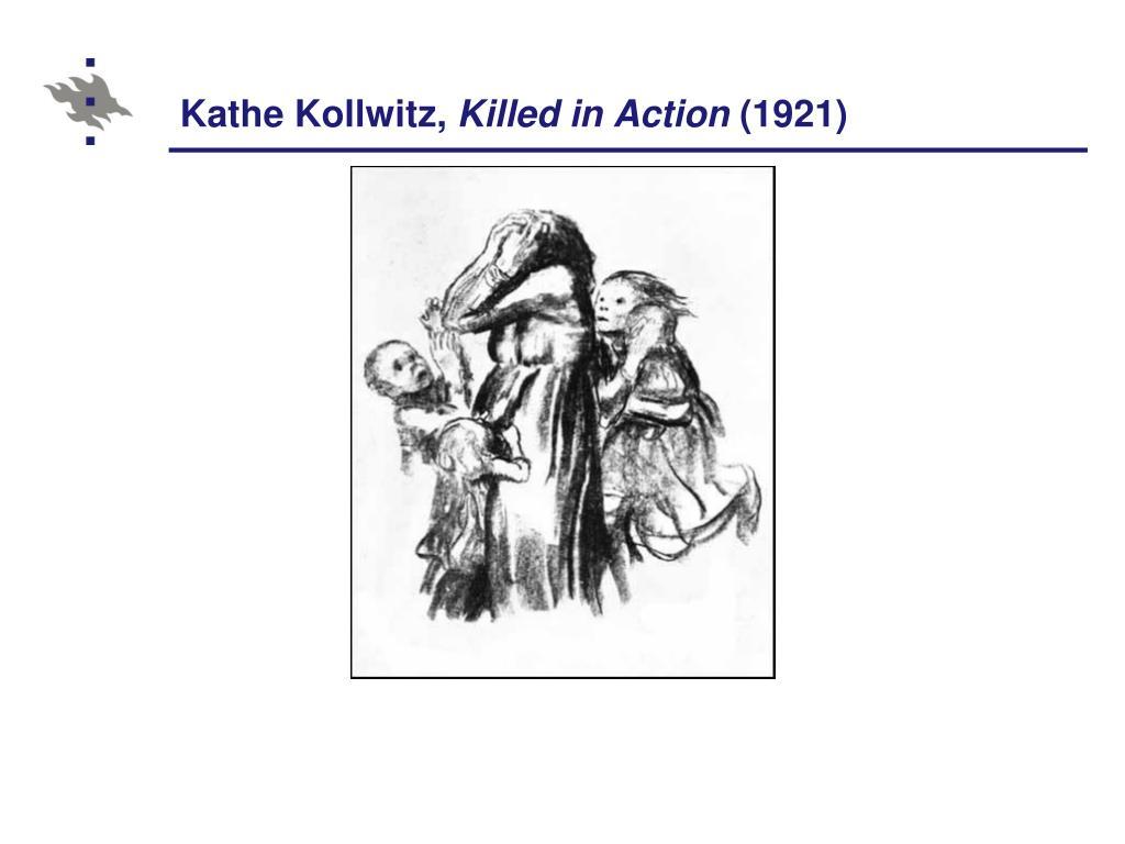 Kathe Kollwitz,