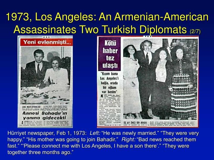 1973 los angeles an armenian american assassinates two turkish diplomats 2 7
