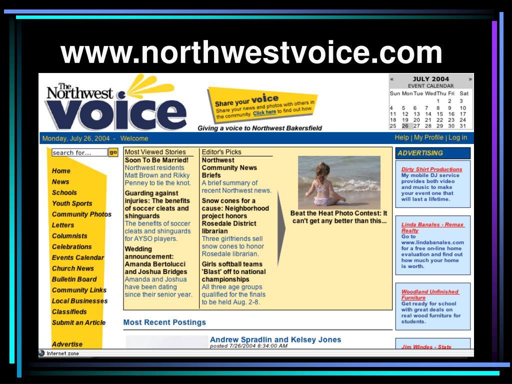 www.northwestvoice.com