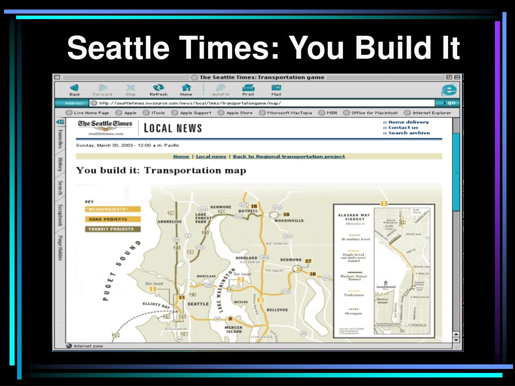 Seattle Times: You Build It