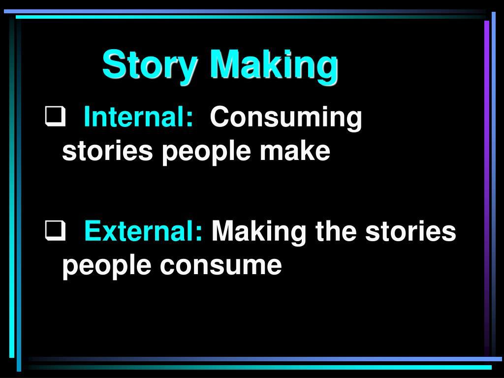 Story Making