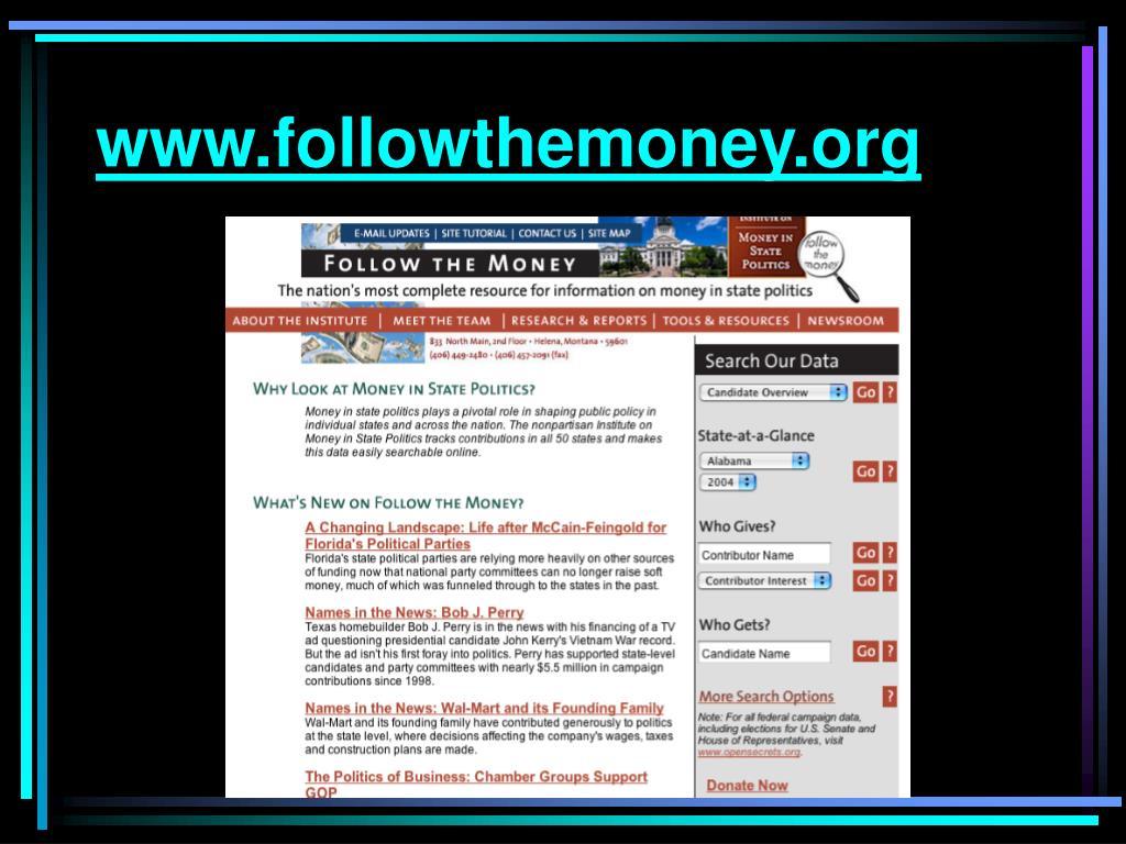 www.followthemoney.org
