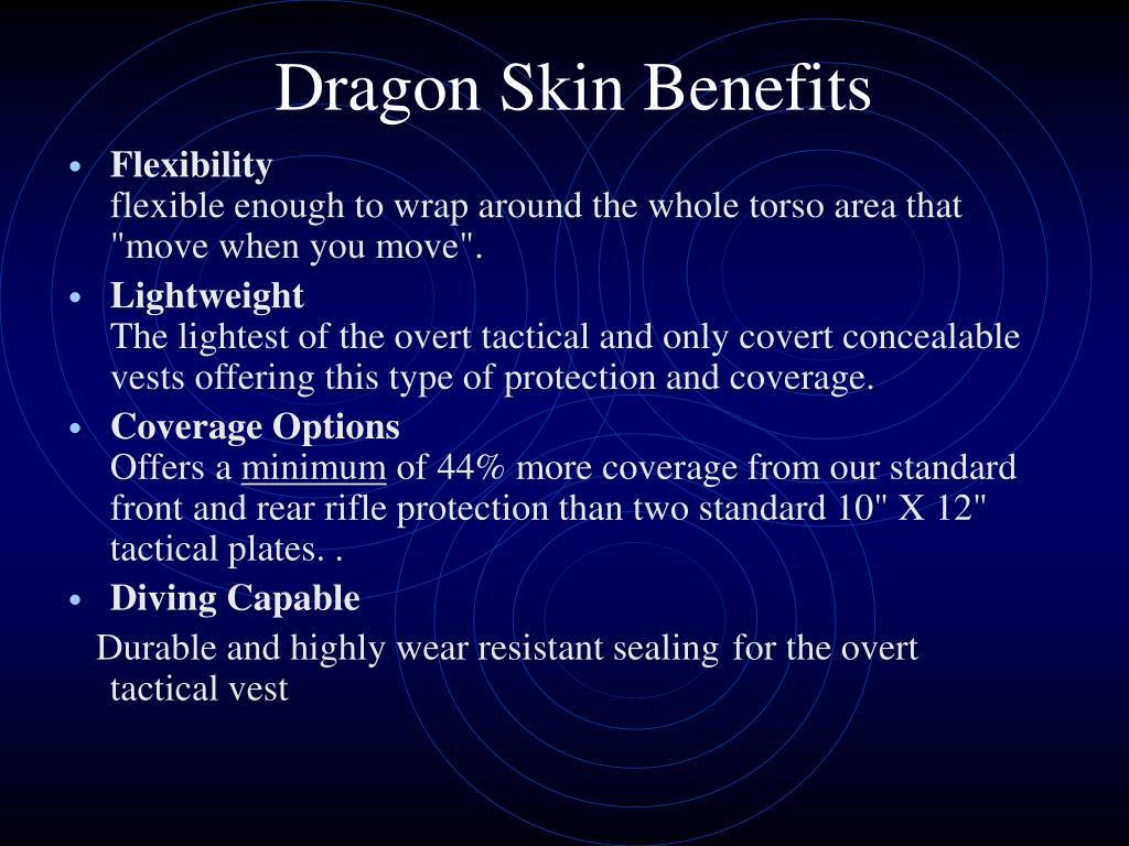 Dragon Skin Benefits