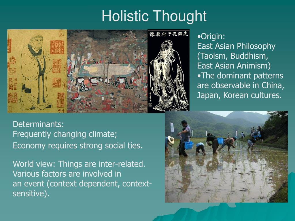 Holistic Thought