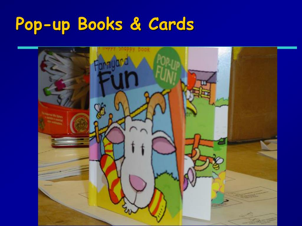 Pop-up Books & Cards